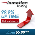 InMotion Hosting Website Hosting
